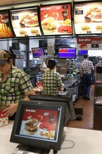 ViewSonic no Uruguai McDonald