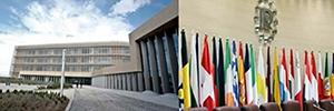 La Euipo crea una sala de conferencias en su oficina de Bruselas con avanzadas tecnologías AV