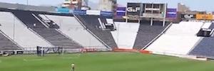 El estadio Alianza Lima de Perú renueva patrocinio y pantallas digitales con AOC