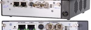 Haivision Makito X HEVC: codificador para transmisión de vídeo punto a punto a baja latencia