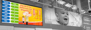 La española in-Store Media refuerza su posición en México con un circuito de digital signage