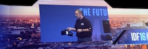 Intel gives with Project Alloy a step more in the development of reality virtual without cables