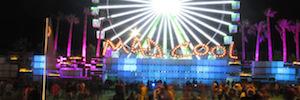Mad Cool Festival Madrid contó con la producción AV y de iluminación de PRG Spain