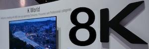 Panasonic, Sony y NHK: alianza japonesa para fomentar la tecnología 8K antes de Tokio 2020