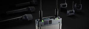 Sennheiser EK 6042: receptor inalámbrico de dos canales para cámaras