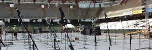 El proyecto musical Rockin'1000 – That's live se hace realidad con microfonía de Shure