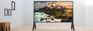 Sony Bravia FWD-100ZD9501: monitor 4K de 100 pulgadas para entornos corporativos