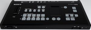 Sony MCX-500: mezclador de vídeo 'todo en uno' para producciones educativas y empresariales