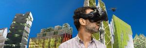 VRPolis recreará de manera inmersiva cómo será Santander en 2100 en la Bienal de Diseño de Londres