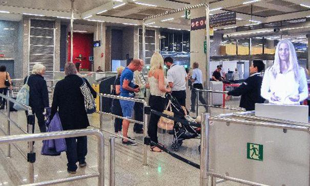 Aena asistente virtual aeropuerto Mallorca