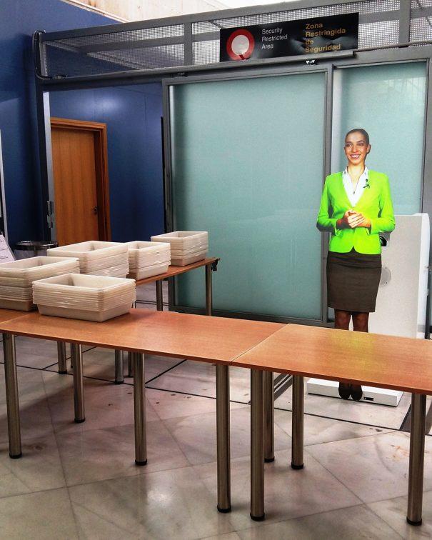 Aena asistente virtual aeropuerto Melilla