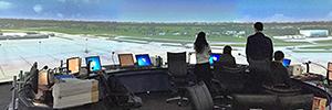 China apuesta por la proyección de Digital Projection para centros de simulación de tráfico aéreo