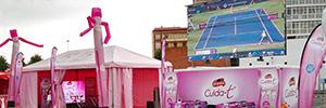 Eikonos ayuda en la promoción digital de Campofrío en la Vuelta Ciclista 2016