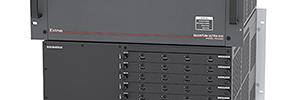 Extron Quantum Ultra: procesador modular para aplicaciones de videowall 4K