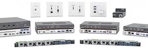 Extron añade a su gama XTP Systems un sistema completo de par trenzado 4K