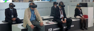 Innovae aplica la realidad virtual a los stand de las empresas en ferias y exhibiciones