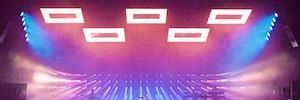 LMG Touring y ACL 360i iluminan a los artistas G-Eazy y Logic en su gira conjunta