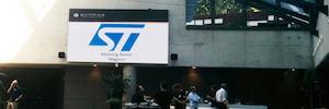 Led&Go diseña la pantalla Led para la zona de eventos del hotel Pullman Skipper