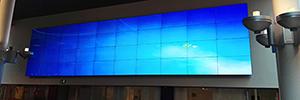 El centro de operaciones de Telenor en Oslo instala un videowall con soportes ConnexSys