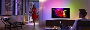 Los contenidos HDR muestran el potencial del motor Perfect Pixel de las pantallas OLED de Philips