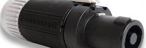 Switchcraft desarrolla un nuevo conector para altavoces compatible con los modelos Speakon