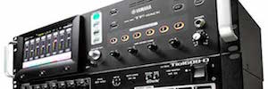 Yamaha leads to a new level your TF series with the compact version TF-Rack