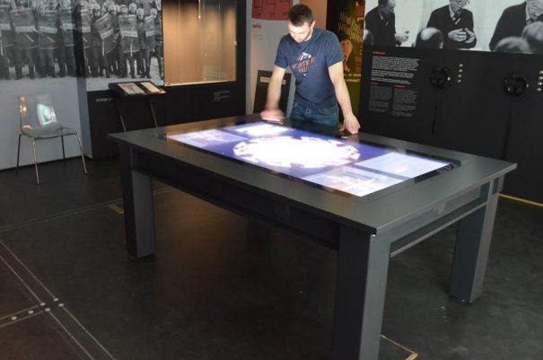Zytronic Museo Pan Tadeusz