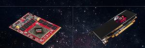 AMD Radeon E9260 y E9550: GPUs embebidas para aplicaciones multimedia y vídeo 4K