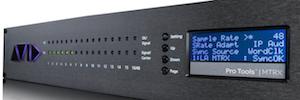 Avid Pro Tools MTRX: versátil interfaz que optimiza la calidad del sonido profesional