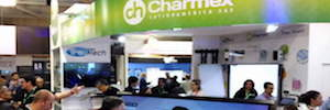 Charmex Latin America shows its solutions integrated into InfoComm Colombia 2016