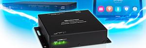 Crestron ofrece con DigitalMedia Ultra Midspan PoDM++ transmisión de energía a larga distancia