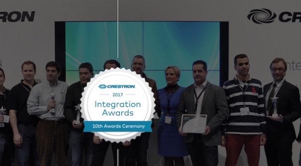 Crestron Premios Integracion 2015