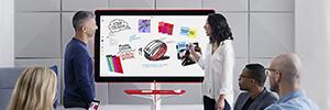 Google se introduce en el mercado de las pizarras digitales colaborativas con Jamboard
