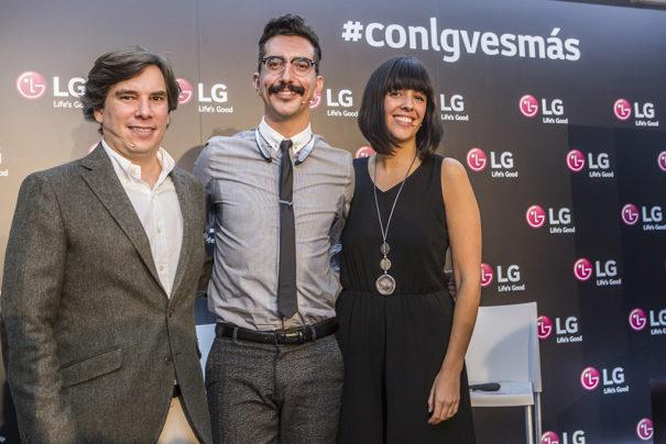 LG presenta soluciones ultrapanoramicas