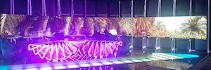 El canal OnSport estrena estudio de televisión con pantallas Led de 3mm