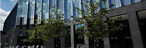 Manchester Metropolitan University moderniza su equipamiento de proyección con sistemas láser de Sony