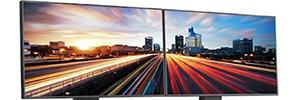 NEC EX241UN: monitor de bisel ultra estrecho para aplicaciones multi-pantalla