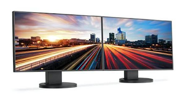 NEC EX241UN: monitor de bisel ultra estrecho para aplicaciones multi ...