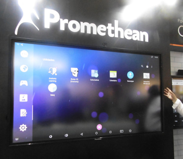 Tech Data Promethean SIMO Educacion 2016