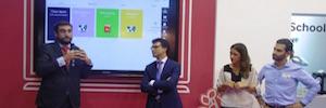 Samsung Virtual Shool Suitcase: un modelo de aprendizaje inmersivo, multiusuario y multidisciplinar