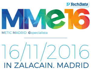 Tech Data MMe2016