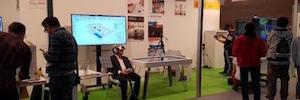 Virtualware y Aula Mentor aportan nuevas experiencias tecnológicas al servicio de la educación