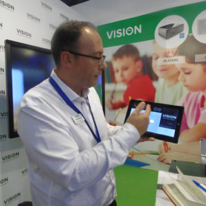 Vision Tech Data SIMO Educacion 2016