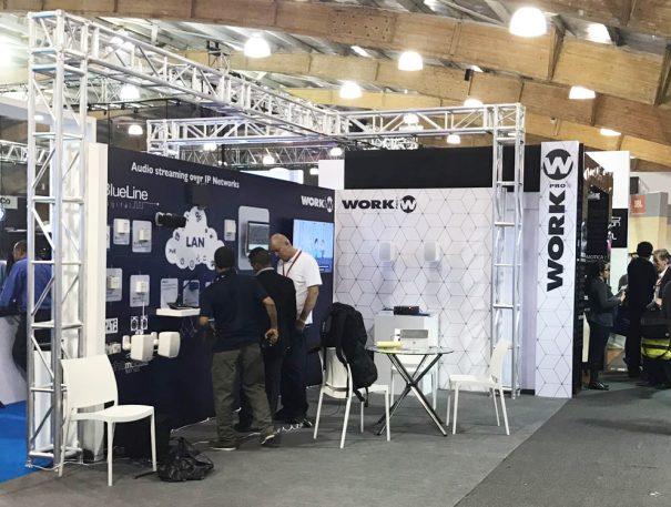 Work Pro TecnoMultimedia InfoComm Colombia 2016