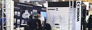 Work Pro refuerza su presencia en el mercado Latinoamericano y da a conocer su gama Blueline