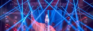 DMX Productions Birmingham ilumina sus producciones con equipos de Elation