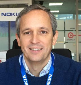Альваро Villegas Nokia Bell Labs Испания