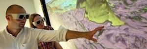 El conocimiento y el arte de la cartografía se visualiza de manera inmersiva en 3D
