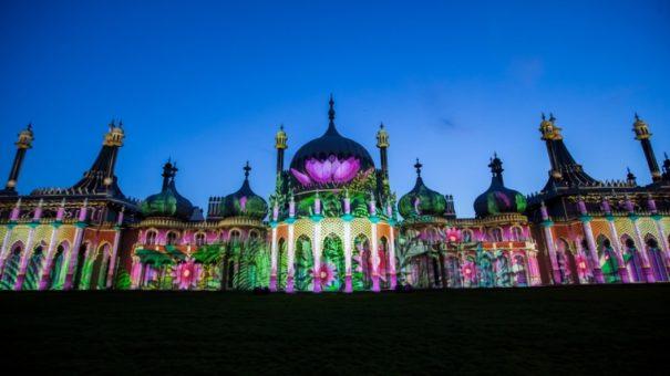 Christie en Brighton Pavilion