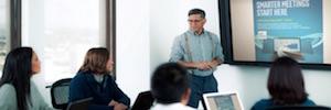Crambo presenta las mejores soluciones colaborativas para salas de reuniones